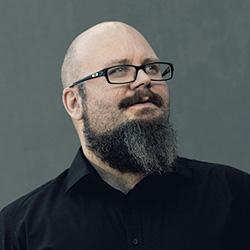 Bilde av Vidar. Han designer læringsløsninger.