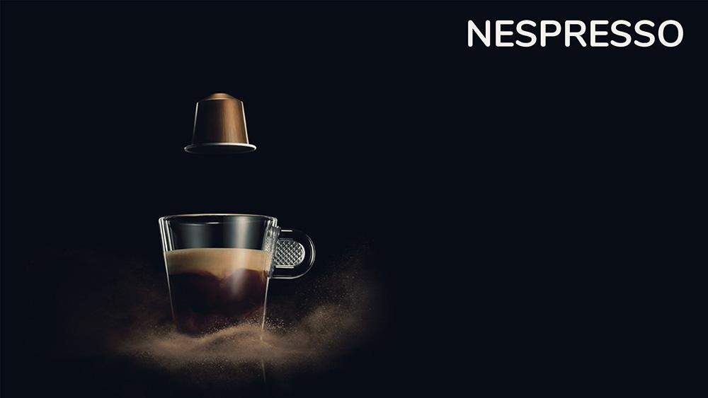 Lansering av Nespresso