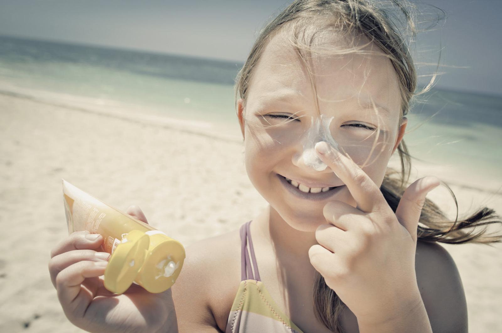 Tenk HMS - bruk solkrem!